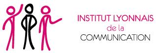 Institut Lyonnais de la Communication Logo